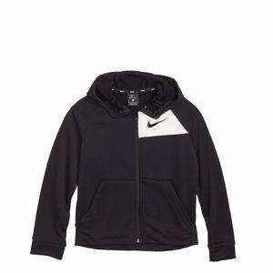 New Nike zipper Hoodie